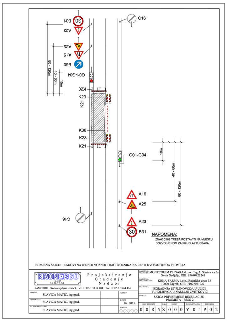 projektiranje-plinovoda-skica-privremene-prometne-regulacije