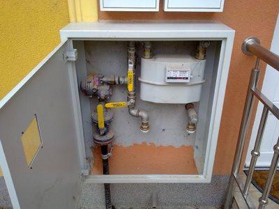 Projektiranje unutarnjih plinskih instalacija