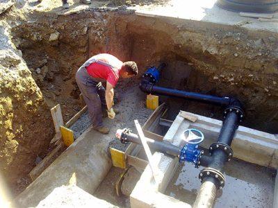Projektiranje cjevovoda za vodoopskrbu